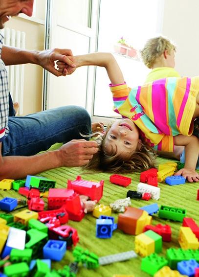 Aktion für Familien mit Kindern