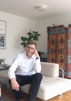 Wojciech Czaja besucht Wolfgang Modera, Vorstandsvorsitzender der Linzer Giwog