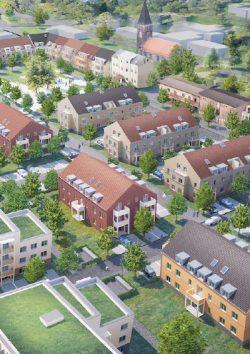Gut Alt-Biesdorf in Marzahn-Hellersdorf - Stadt und Land baut 500 neue Mietwohnungen