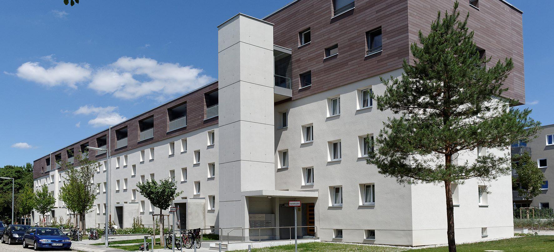 GEWOFAG München schafft Wohnraum